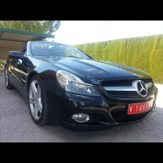 ***MERCEDES SL350 COUPE CABRIO***